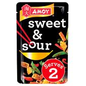 Amoy Tangy Sweet & Sour Stir Fry Sauce