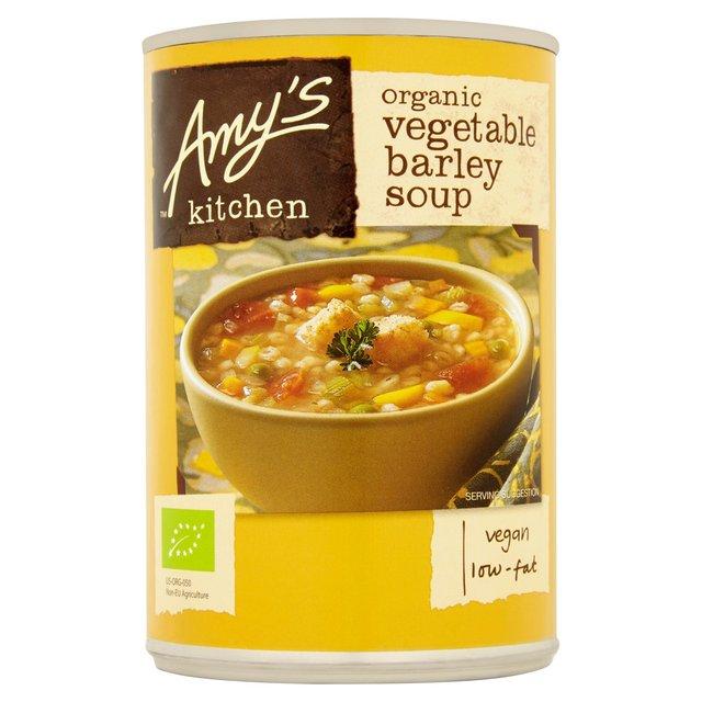 Wondrous Amys Kitchen Low Fat Vegetable Barley Soup Ocado Interior Design Ideas Inamawefileorg