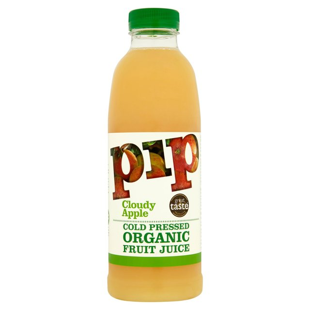 Pip Organic Cloudy Apple Cold Pressed Juice