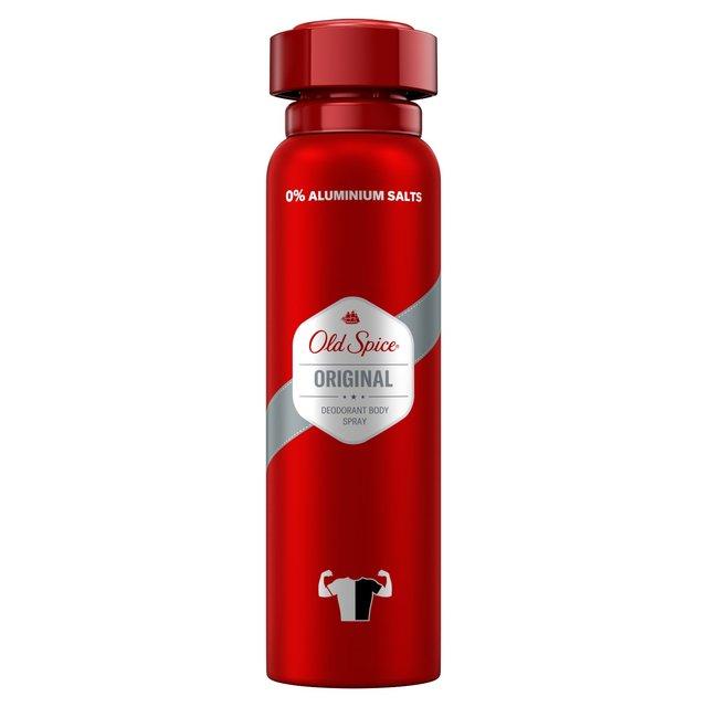 Old Spice Original Deodorant Spray   Ocado