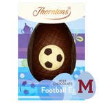 Thorntons Milk Chocolate Footy Fanatic Easter Egg