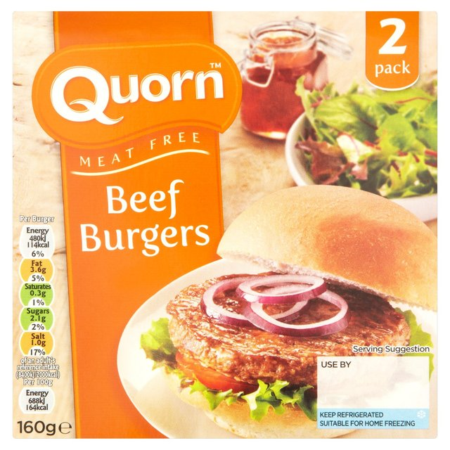 Quorn Hot Dogs Morrisons