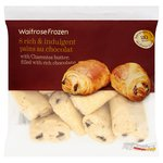 Waitrose 8 Pains Au Chocolat Frozen