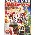 TV Times Christmas Double Edition
