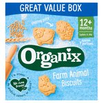 Organix Goodies Animal Biscuits