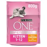 Purina ONE Kitten Chicken & Whole Grain