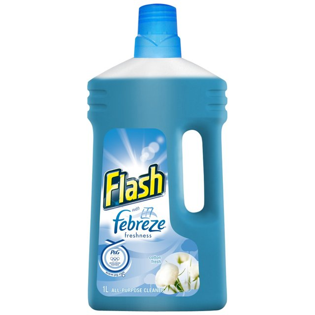 Flash All Purpose Liquid Cleaner Cotton Fresh