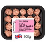 Waitrose 1 British Veal Meatballs