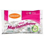 Manischewitz Passover Mini Marshmallows All Natural