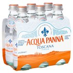 Acqua Panna Still Natural Mineral Water Glass