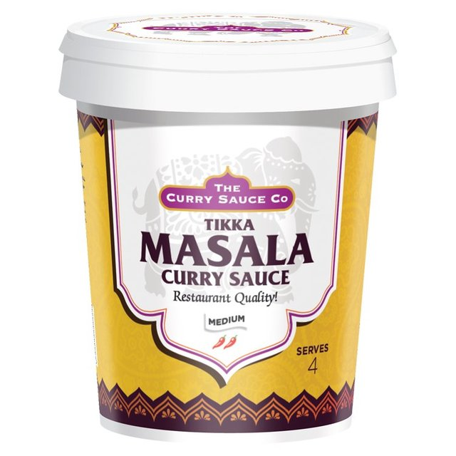 The Curry Sauce Co. Tikka Masala Curry Sauce