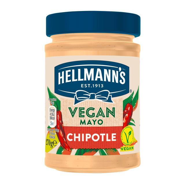 Hellmann S Vegan Chipotle Mayonnaise Ocado