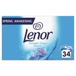 Lenor Fabric Tumble Dryer Sheets Spring Awakening