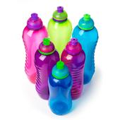 Sistema Twist Top Sports Bottle, Aqua