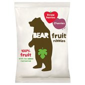 Bear Fruit Nibbles - Cherry Berry