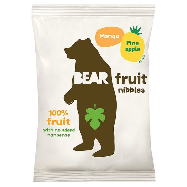 Bear Fruit Nibbles Mango Pineapple