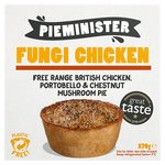 Pieminister Fungi Chicken with Portobello & Chestnut Mushroom Pie