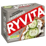 Ryvita Cracked Black Pepper Crisp Bread