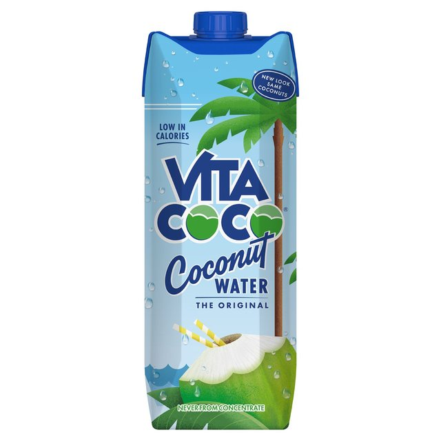 where does vita coconut water come from