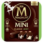 Magnum Mini Classic & Mint Ice Cream