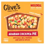 Clive's Organic Wholewheat Arabian Chickpea Pie