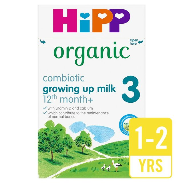 HiPP Organic Growing Up Milk