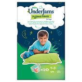 Pampers Underjams Boy 4-8 Years