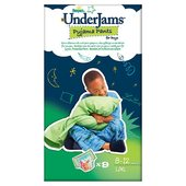 Pampers Underjams Boy 8-12 Years