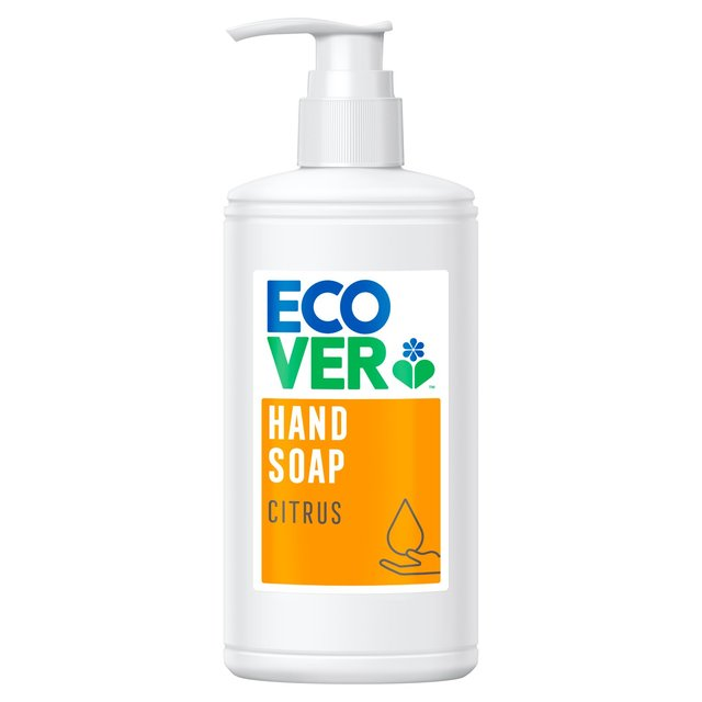 Ecover Mizu Luxury Hand Wash Citrus & Orange Blossom