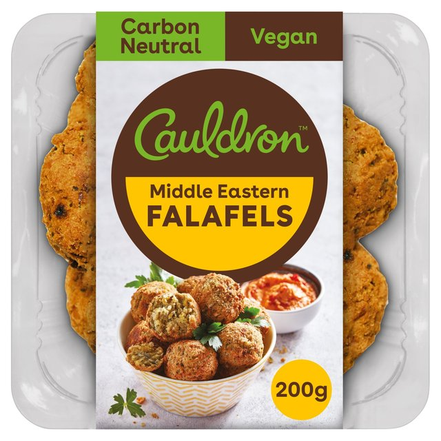 Cauldron Falafel