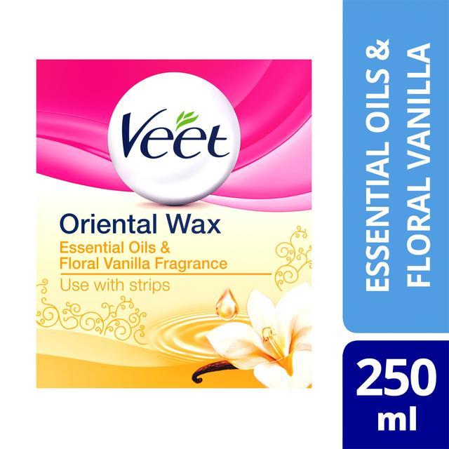 veet warm wax