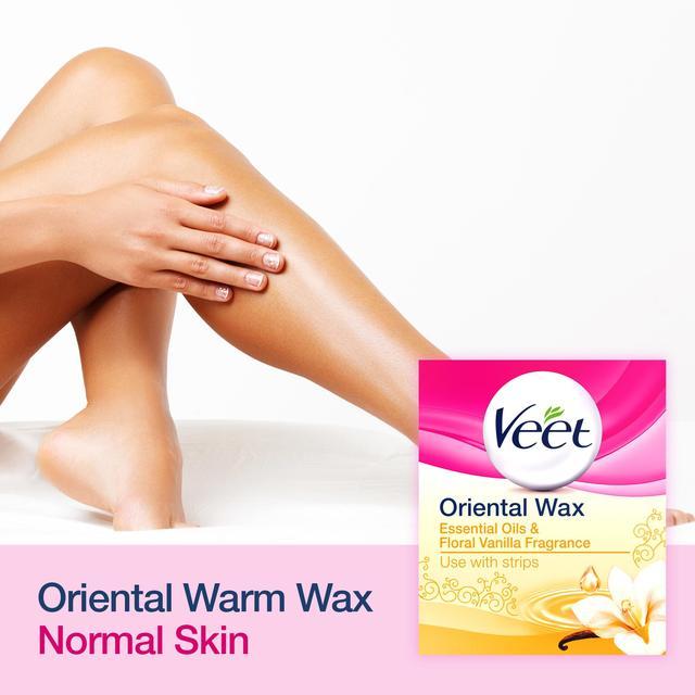 veet oriental wax recension