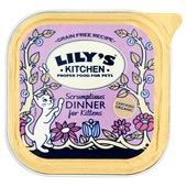 Lily's Kitchen Organic Scrumptious Dinner for Kittens