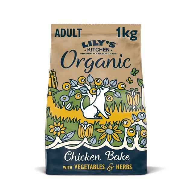 Lilyu0027s Kitchen Organic Chicken U0026 Vegetable Bake Dry ...