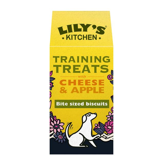 Lily's Kitchen Orgainic Training Dog Treats with Cheese & Apple
