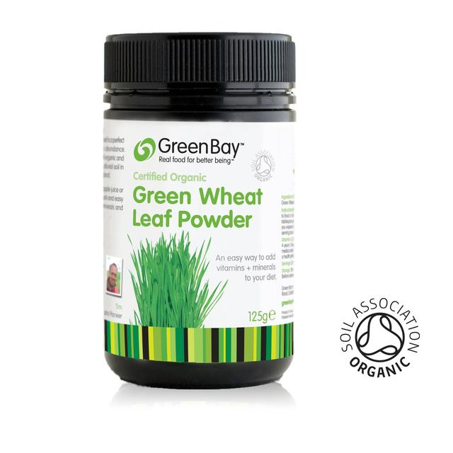 Green Bay Organic Green Wheat Grass