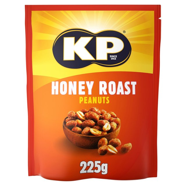 KP Honey Roast Peanuts