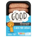 Good Little Company 6 Great Big Sausages