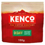 Kenco Decaff Instant Coffee Refill