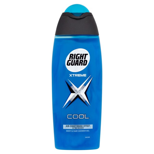 Right Guard Xtreme Cool 2 in 1 Shower Gel