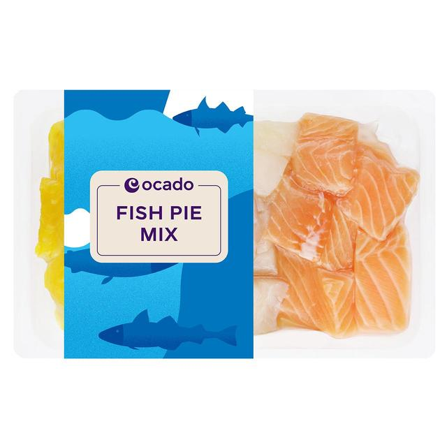 Ocado Fish Pie Mix