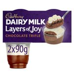 Cadbury Layers of Joy Chocolate Trifle Dessert