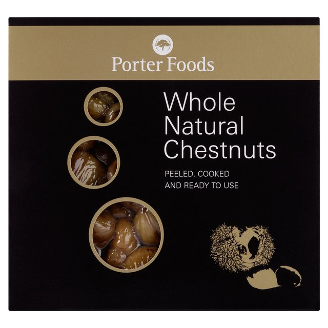 Porters Whole Chestnuts