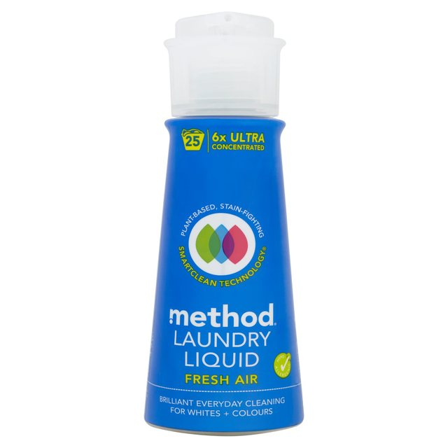 Method Laundry Bio Liquid Fresh Air 25 Washes
