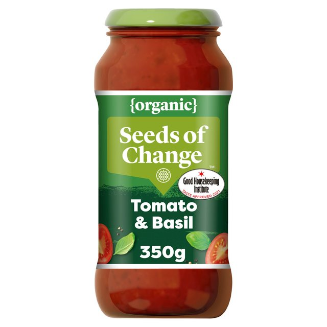Seeds Of Change Tomato & Basil Pasta Sauce