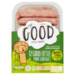 Good Little Company 12 Good Little Sausages