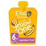 Ella's Kitchen Organic Smoothie Fruits The Yellow One Single