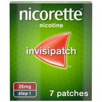 Nicorette Invisipatch, Step 1, 25mg