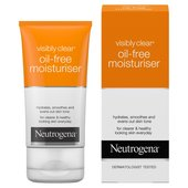 Neutrogena Visibly Clear Oil-Free Moisturising Cream at Ocado