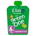 Ella's Kitchen Organic Smoothie Fruits The Green One Single